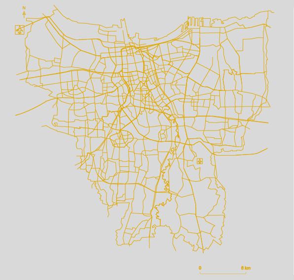 Carte Jakarta