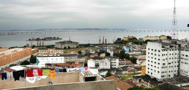 Zone portuaire