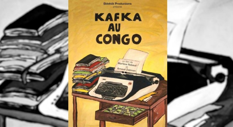 Festival l'Envers de la ville - Kafka au congo