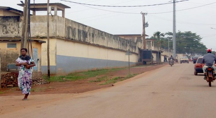 Prison de Yaoundé Inverses